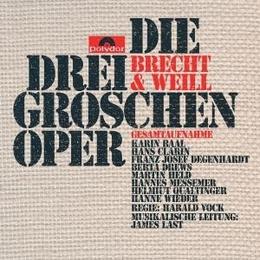 Die Dreigroschenoper - Cover