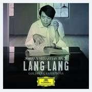 Lang Lang - Goldberg Variations - Cover