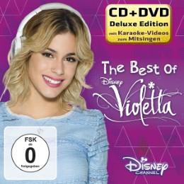 The Best of Disney Violetta