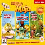 Die Biene Maja - 3er-CD-Box 1