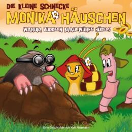 Die kleine Schnecke Monika Häuschen 22