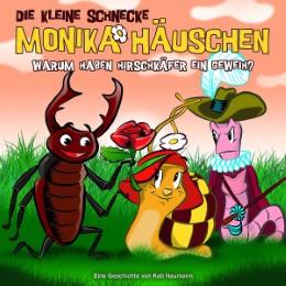 Die kleine Schnecke Monika Häuschen 35