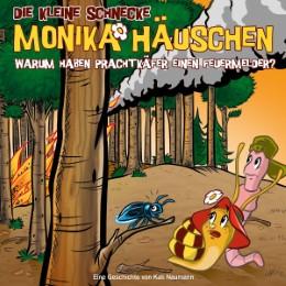Die kleine Schnecke Monika Häuschen 48