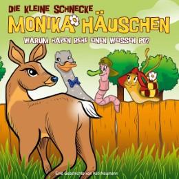 Monika Häuschen - Warum haben Rehe einen weißen Po?