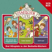Die Schule der magischen Tiere Hörspielbox Vol. 1
