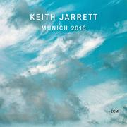 Keith Jarrett - Munich 2016 - Cover