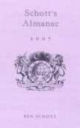 Schott's Almanac 2007