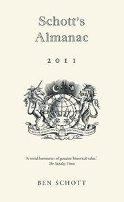 Schott's Almanac 2011