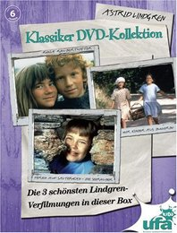 Astrid Lindgren Klassiker DVD-Kollektion