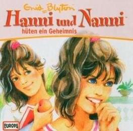 Hanni und Nanni hüten ein Geheimnis
