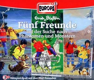Fünf Freunde auf der Suche nach Phantomen und Monstern