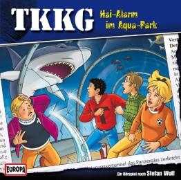 TKKG - Hai-Alarm im Aqua-Park