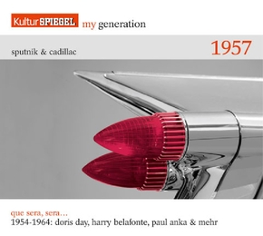 Sputnik & Cadillac 1957