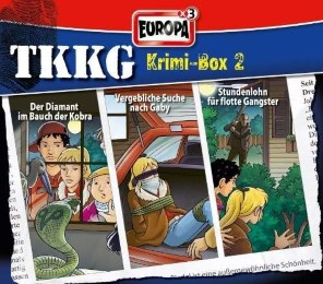 TKKG Krimi Box 2