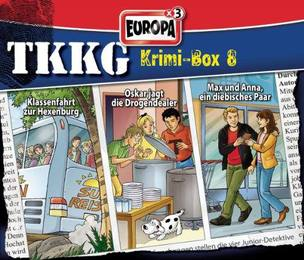 TKKG Krimi-Box 8