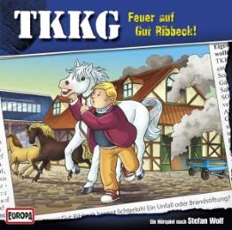 TKKG - Feuer auf Gut Ribbeck!