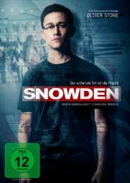 Snowden - Cover