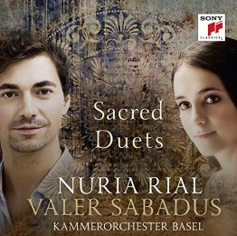 Sacred Duets - Cover
