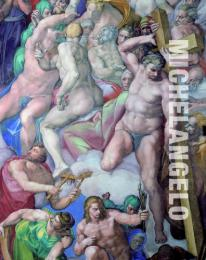 Michelangelo (1475-1564) - Cover