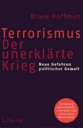 Terrorismus, der unerklärte Krieg