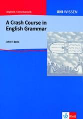 A Crash Course in English Grammar