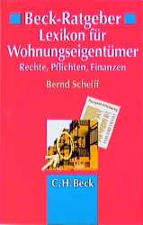 Beck-Ratgeber Lexikon für Wohnungseigentümer
