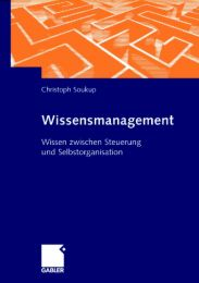 Wissensmanagement - Cover