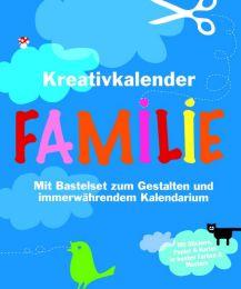 Kreativkalender Familie