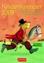 Kinderkalender - Cover