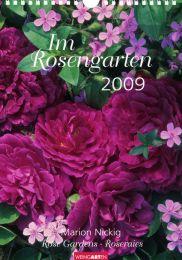 Im Rosengarten/Rose Gardens/Roseraies