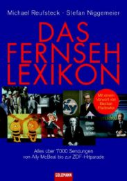 Das Fernsehlexikon - Cover