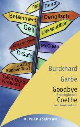 Goodbye Goethe