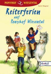 Reiterferien auf Ponyhof Wiesental