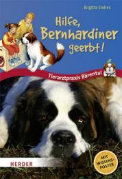 Hilfe, Bernhardiner geerbt!