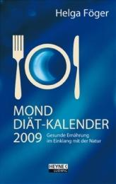 Mond-Diät-Kalender