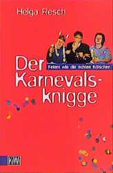 Der Karnevalsknigge - Cover