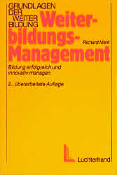 Weiterbildungs-Management
