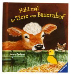Fühl mal die Tiere vom Bauernhof