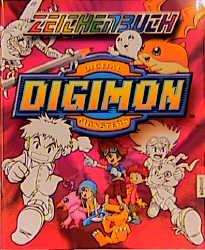 Digimon: Das Zeichenbuch