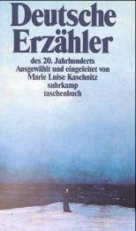 Deutsche Erzähler des 20.Jahrhunderts