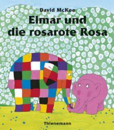 Elmar und die rosarote Rosa