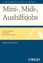 Mini-, Midi-, Aushilfsjobs