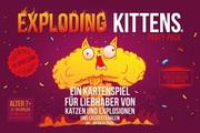 Exploding Kittens Party-Pack