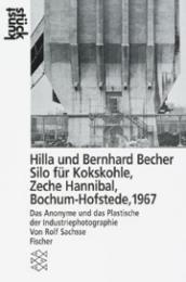 Hilla und Bernhard Becher: Silo für Kokskohle, Zeche Hannibal, Bochum-Hofstede, 1967