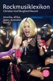 Rockmusiklexikon - Amerika, Afrika, Asien, Australien 2