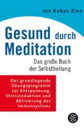 Gesund durch Meditation - Cover