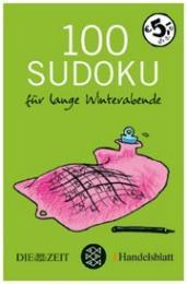 100 Sudoku für lange Winterabende