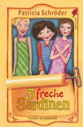 3 freche Sardinen