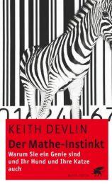 Der Mathe-Instinkt - Cover