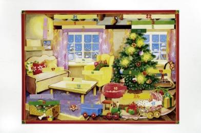 Lena und Paul feiern Weihnachten